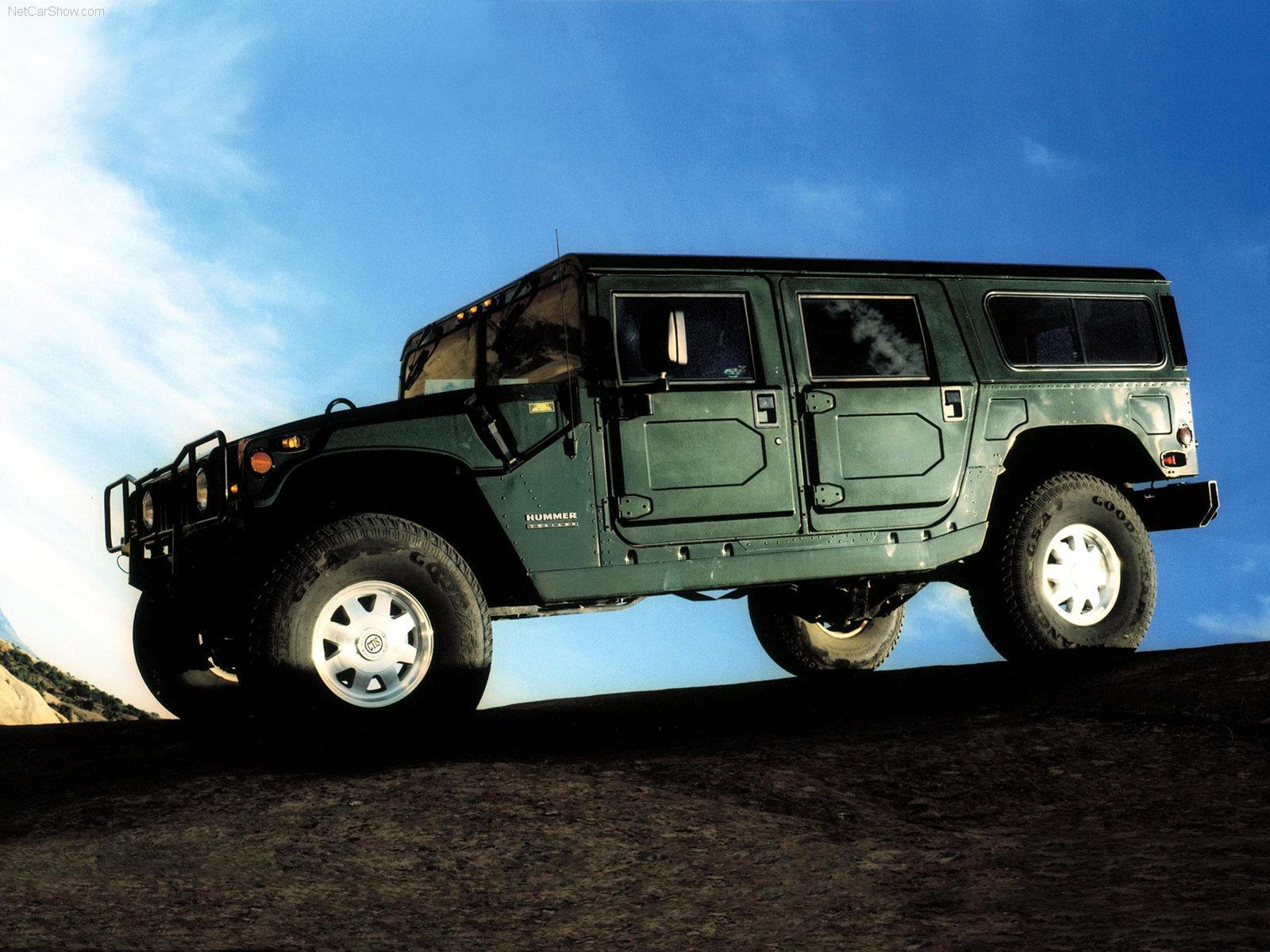 3DTuning of Hummer H1 SUV 1996 3DTuning unique on line car