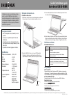 Insignia Speakers Manuals and User Guides PDF Preview and