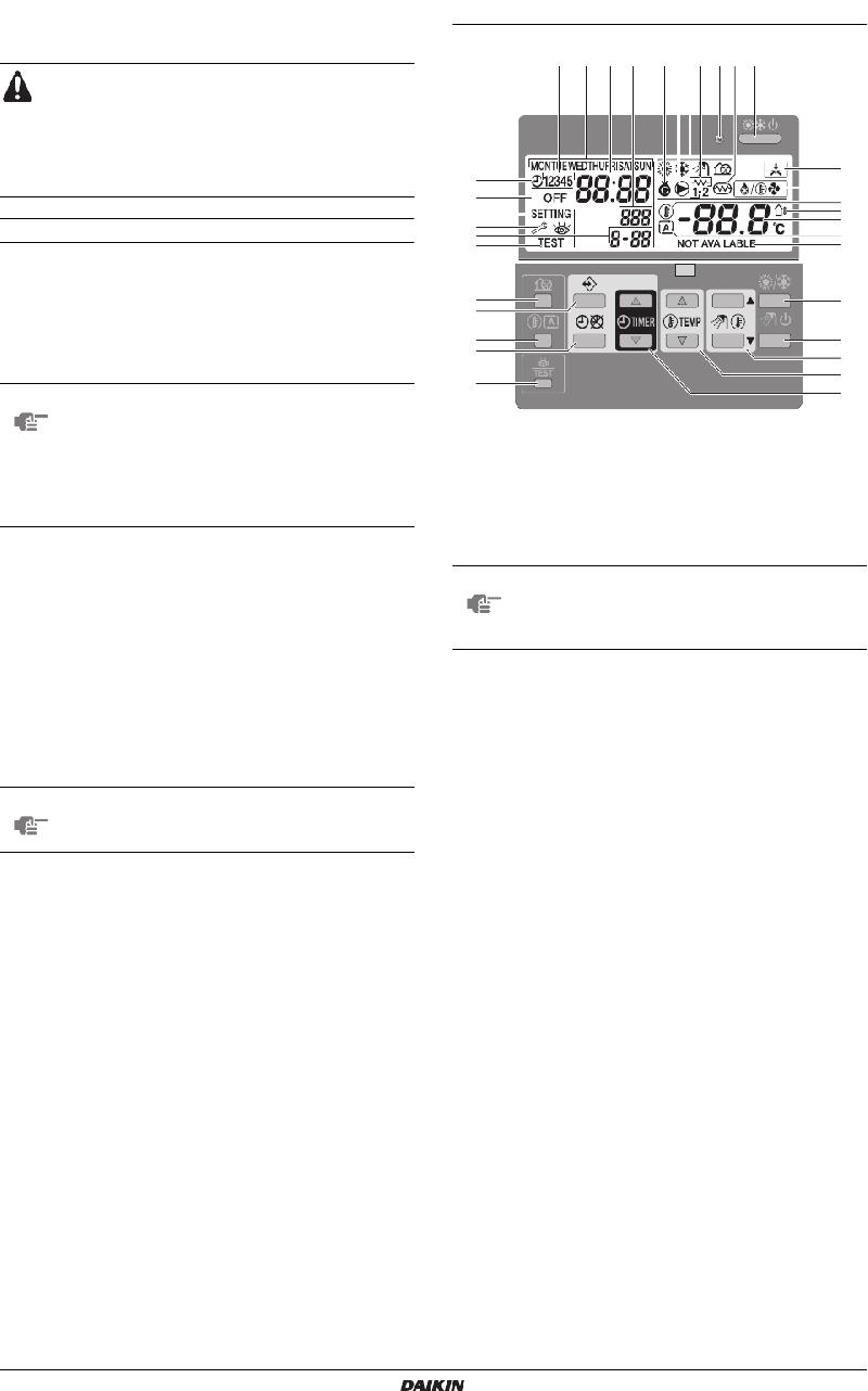 Daikin EBHQ011BA6V3 Heat Pump Operation manual PDF View