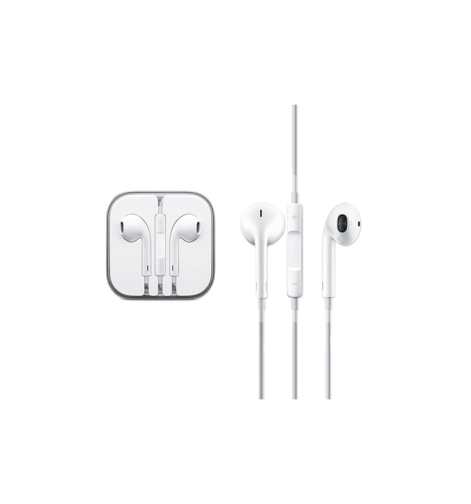 Écouteurs EarPods télécommande origine Apple iPhone 6S