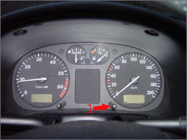 Remise Zro Compteur Vidange VW Polo Astuces Pratiques