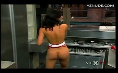 Dena Ashbaugh Butt Scene in Barely Cooking  AZNude