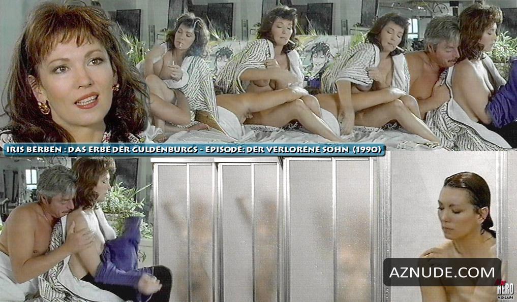 IRIS BERBEN Nude  AZNude