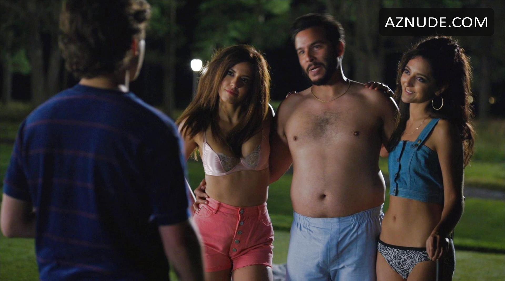 MURIELLE TELIO Nude  AZNude