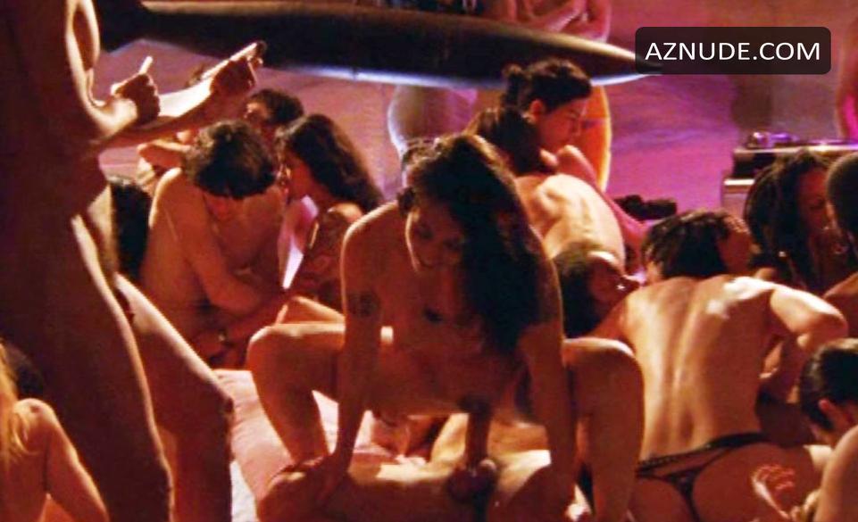 SHANTI CARSON Nude  AZNude