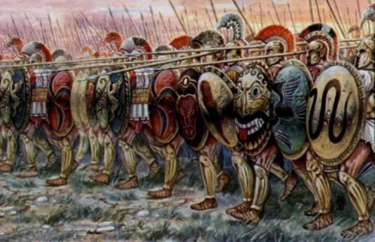 Σαν σήμερα η Μάχη των Πλαταιών
