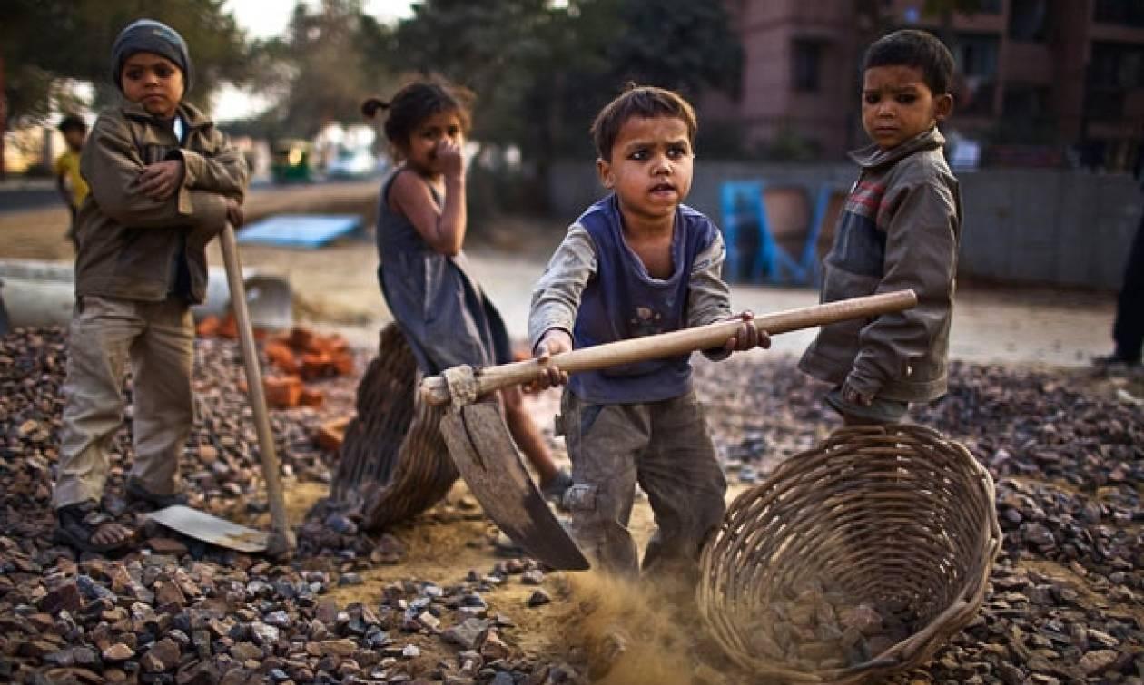 Παγκόσμια Ημέρα κατά της Παιδικής Εργασίας - 22.000 παιδιά σκοτώνονται σε εργατικά ατυχήματα