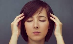 Πονοκέφαλος τάσης: Πώς θα τον προλάβετε