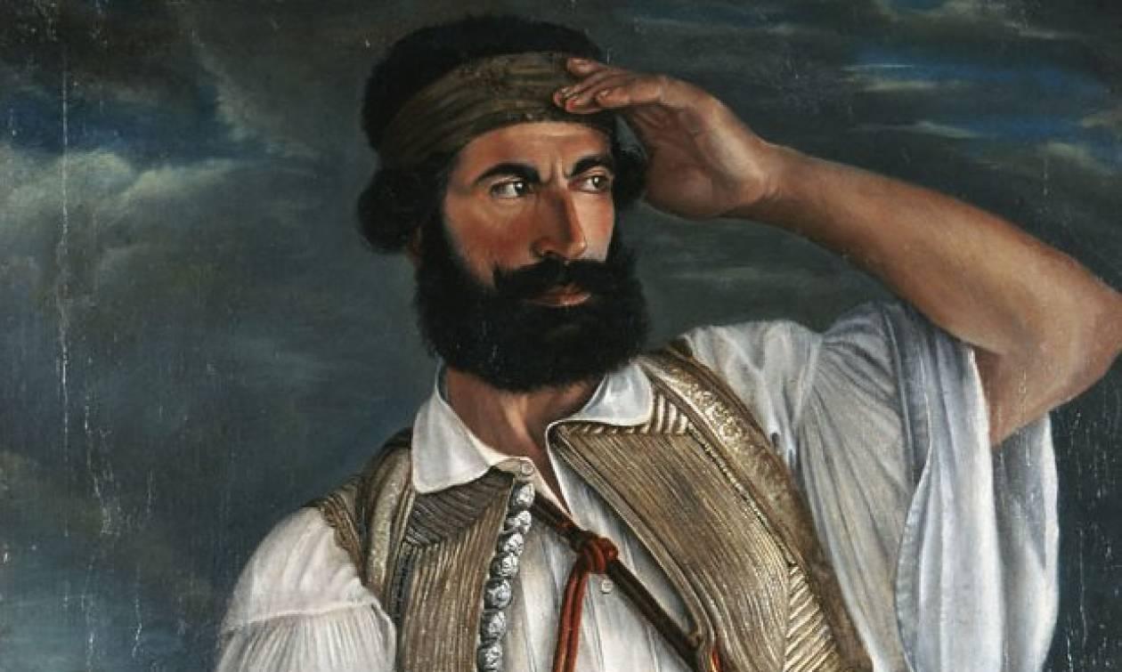 Σαν σήμερα το 1826 πέθανε από τουρκικά πυρά ο οπλαρχηγός Γιάννης Γκούρας