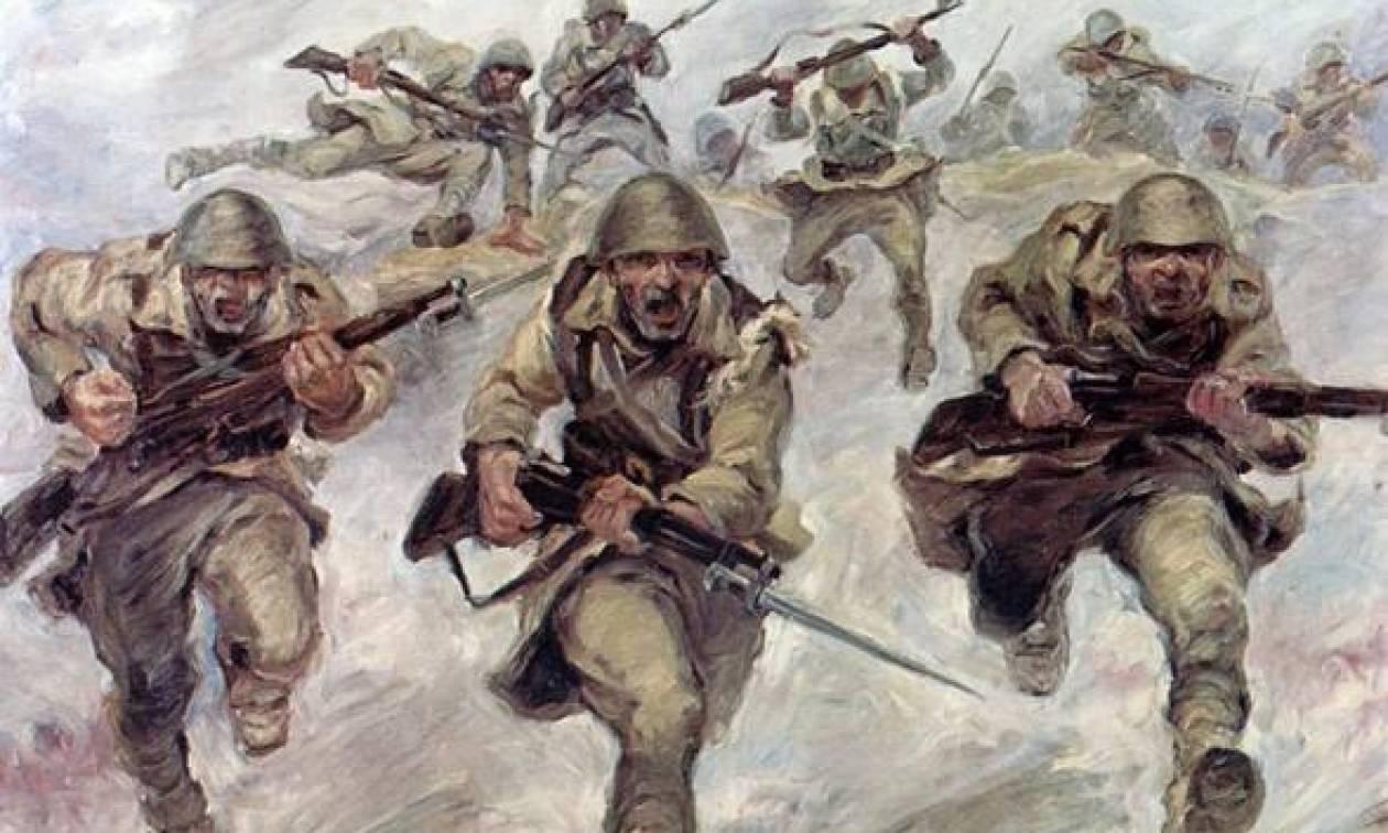 Σαράντος Καργάκος: Τι απαιτούν οι ήρωες του '40-'41!