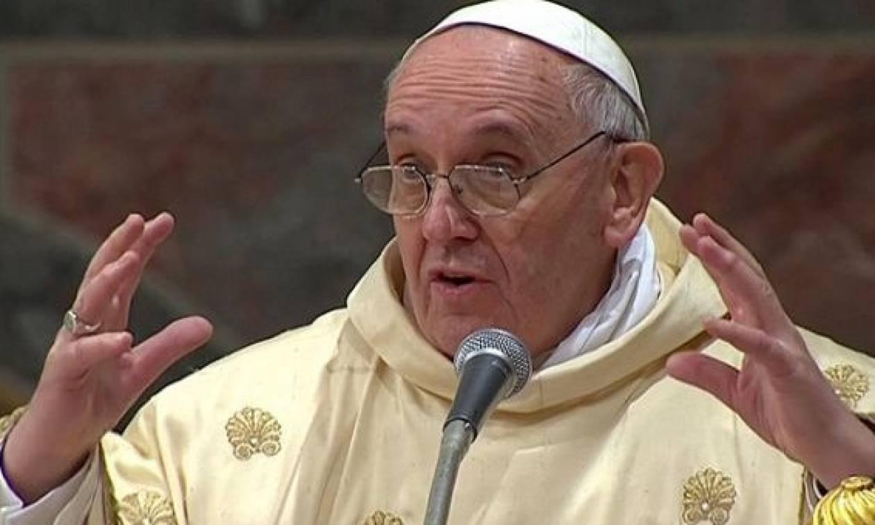 Πάπας Φραγκίσκος: Διεξάγεται τμηματικά ο τρίτος Παγκόσμιος Πόλεμος
