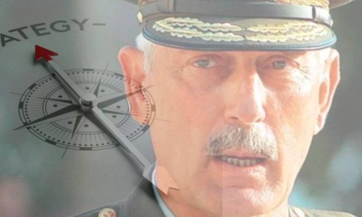 Άρθρο-φωτιά του στρατηγού Γράψα που προειδοποιεί τους Έλληνες πολιτικούς!