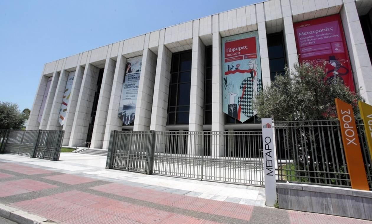 Οι ΣΥΡΙΖΑ - ΑΝΕΛ χαρίζουν χρέη στο Μέγαρο Μουσικής, αλλά τσακίζουν συνταξιούχους και μισθωτούς