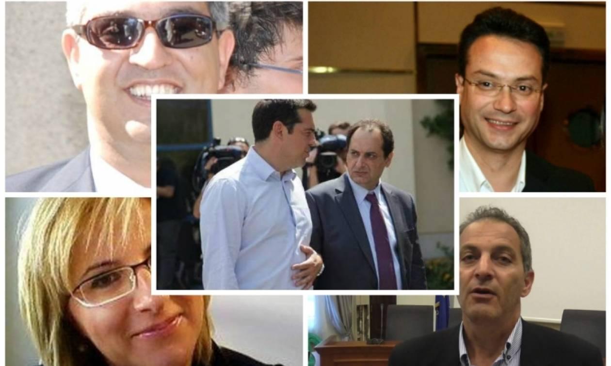Κυβέρνηση ΣΥΡΙΖΑ: Η «συνιστώσα» των κουμπάρων και τα... ορφανά του ΠΑΣΟΚ