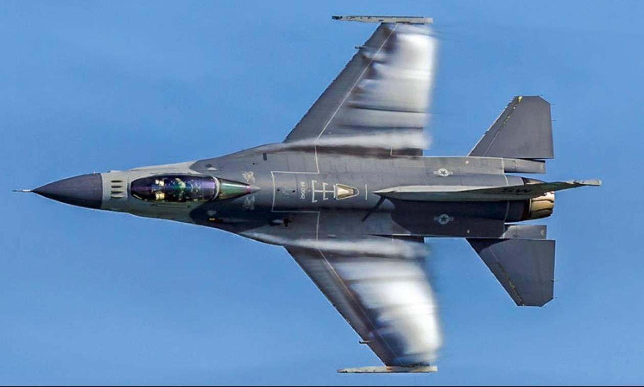 Αυτό είναι το F-16 Viper: Το νέο υπερόπλο της Πολεμικής Αεροπορίας ...