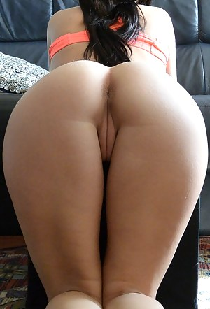 Big Ass Pussy From Behind
