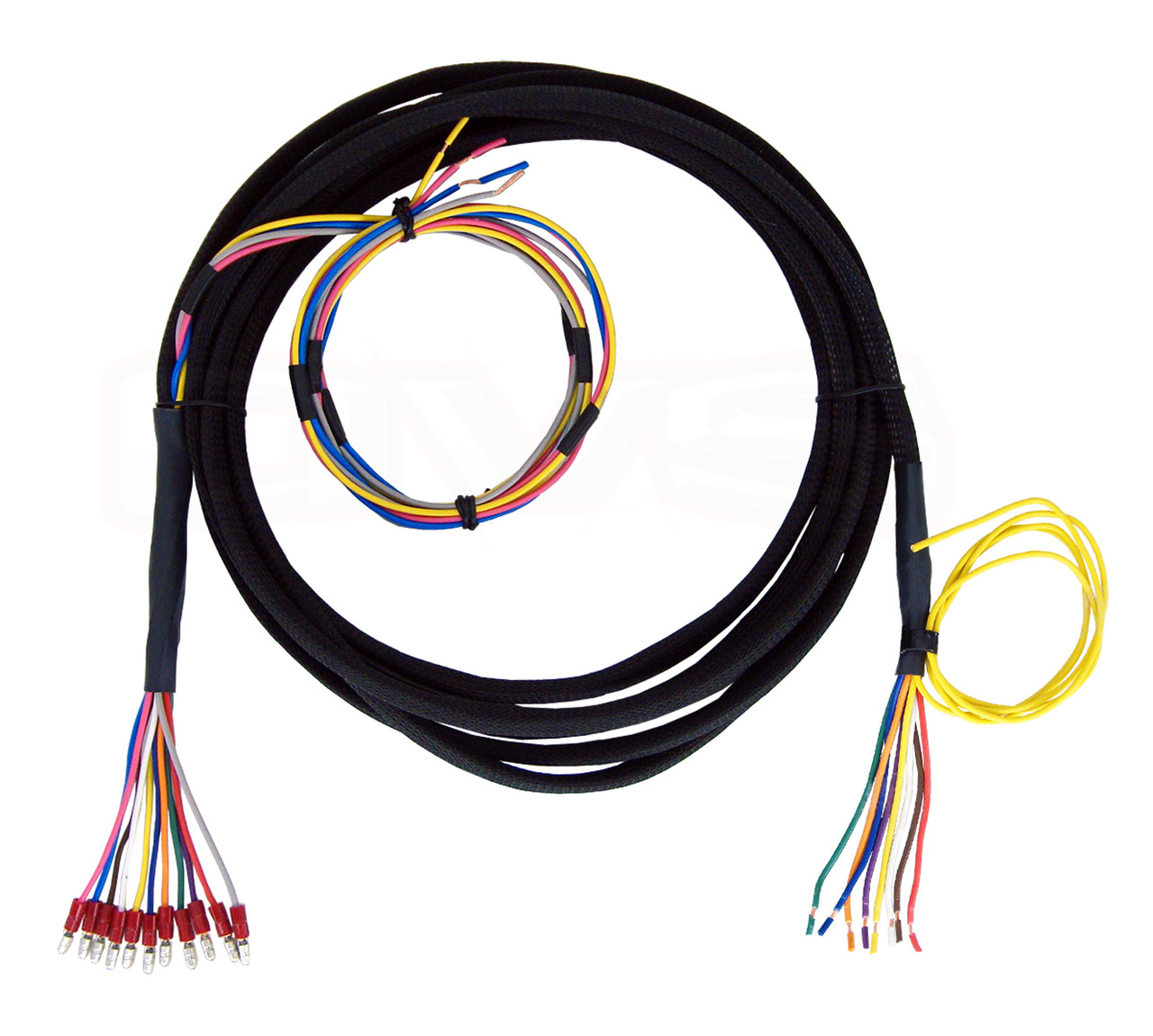 medium resolution of avs valve wiring harness 10 15 20 universal to avs 7 switch rh avsontheweb com 7 wire trailer wiring harness 4 plug wiring harness diagram