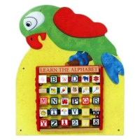 Anatex Parrot Wall Panel | Wall Panel Toys | Office ...