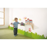 HABA Numbers/Arithmetic Wall Panel | Wall Toy | Waiting Rooms