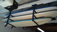 Surfboard Ceiling Storage | Surfboard Home Rack | SUP Wall ...