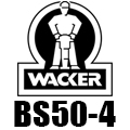 Wacker Rammer Parts