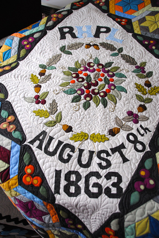 Australian quilting northern ireland patchwork guild i have not yet been back to the uk to see the quilt but i am hoping to receive photos soon i feel incredibly honored to have a piece of my work spiritdancerdesigns Images