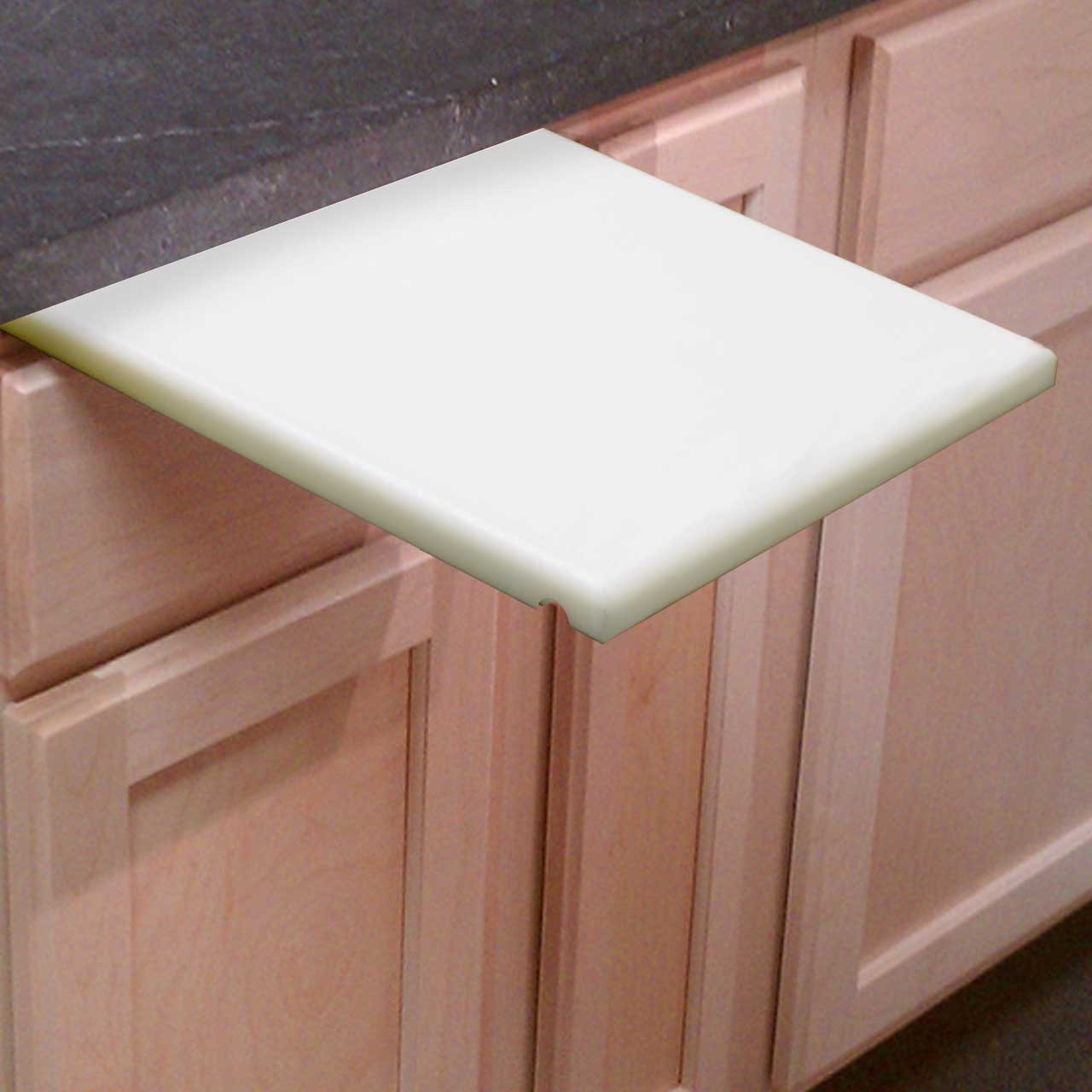 john boos kitchen islands interior design pull out white cutting board - 3/4 inch thick ...