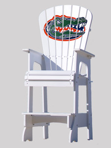 adirondack rocking chairs resin awesome gaming university of florida gators patio furniture