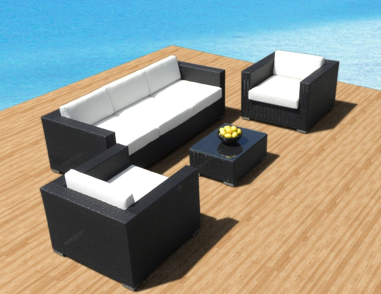 4pc Outdoor Sectional Order Free Shipping