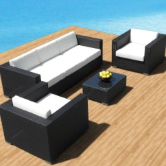 Montclair All Weather Wicker Sectional Sofa Set Ashley Harvest 4pc Outdoor I Order Now Free Shipping