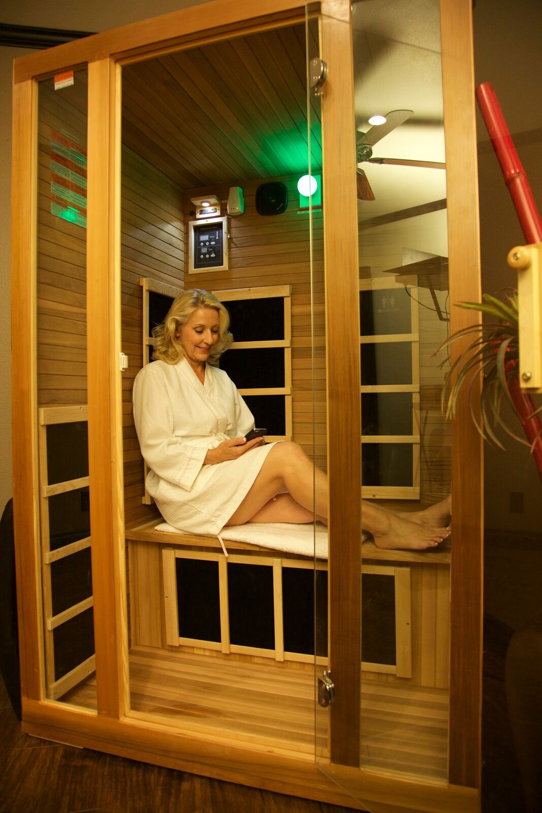 3 Benefits of a Portable Infrared Sauna Has Over Traditional Saunas  JNH Lifestyles