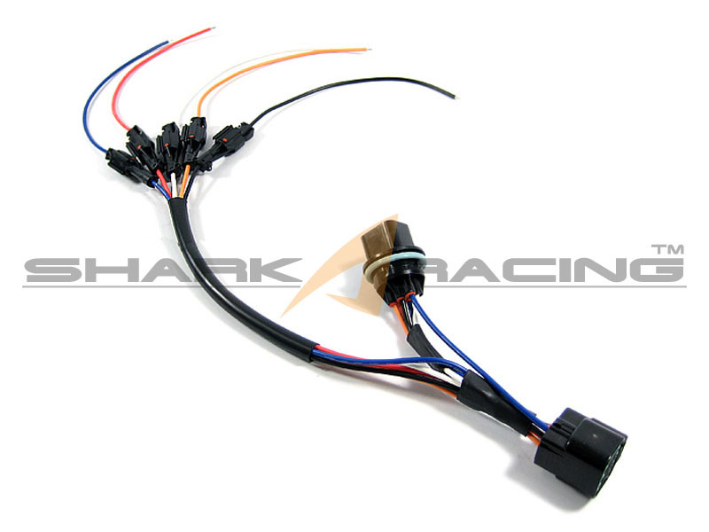 11 Pin Relay Socket Wiring Diagram Hyundai Kia Headlight Wiring Harness Adapter Set 6 Pin