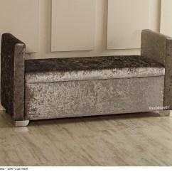 Storage Box Chair Philippines Beach Rentals Elissa Ottoman Window Bed End Seat Bench Stool