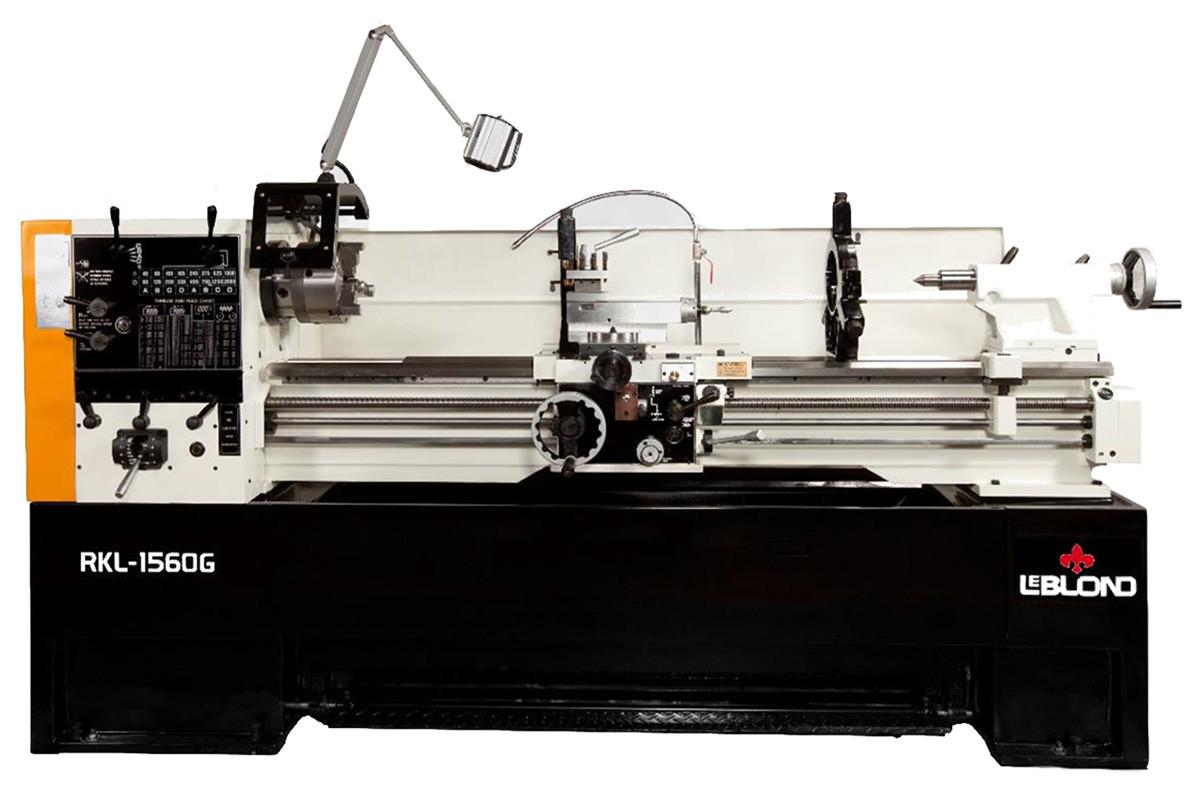 leblond geared head high speed manual precision lathe 16 x 60 image 1 [ 1200 x 790 Pixel ]