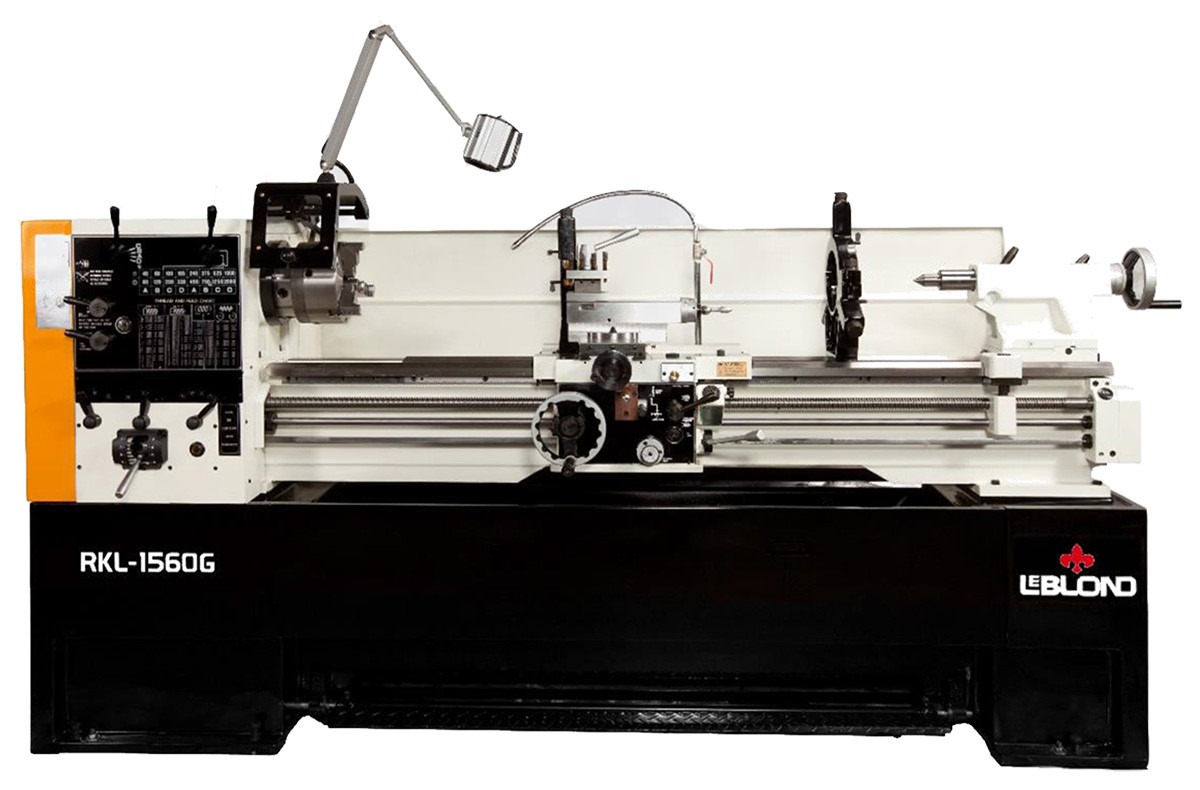 hight resolution of leblond geared head high speed manual precision lathe 16 x 60 image 1