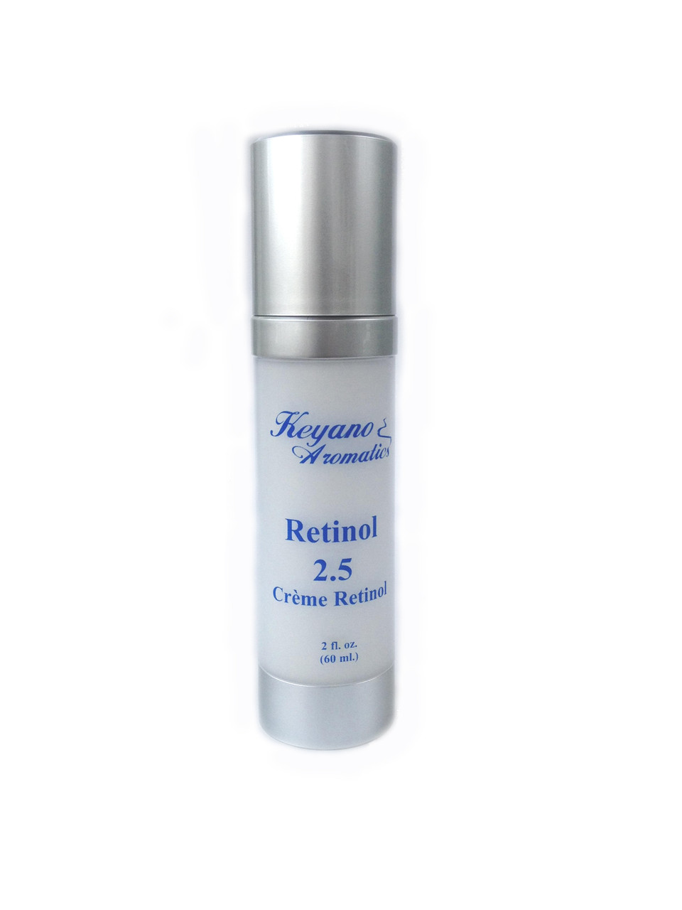 Retinol 2.5 Cream 2 oz - Kimberley's A Day Spa