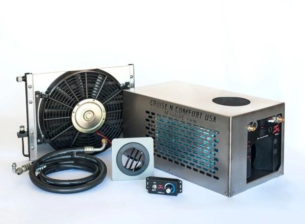 Hd-12l - 12 Volt Dc Mini Split System Air Conditioner Conditioners