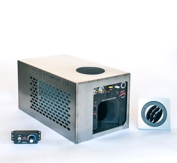 Mes 24l - 24 Volt Dc Marine Air Conditioner 12 Conditioners