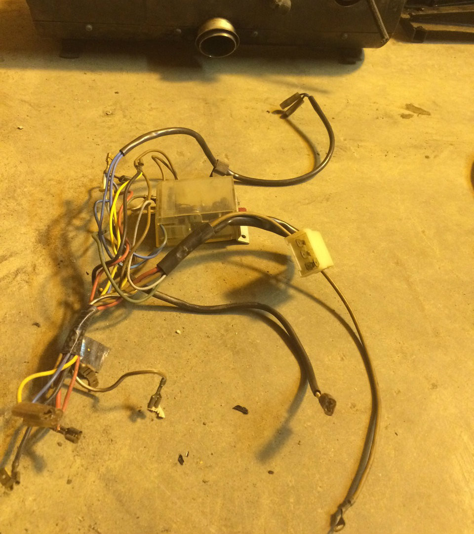 medium resolution of gas heater wiring harness bn 4 vw thing 1973 and earliervw thing wiring harness 20