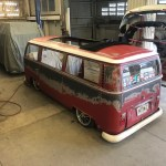 68 79 Vw Bus 44 X72 Early Size Sliding Ragtop Legacy Products