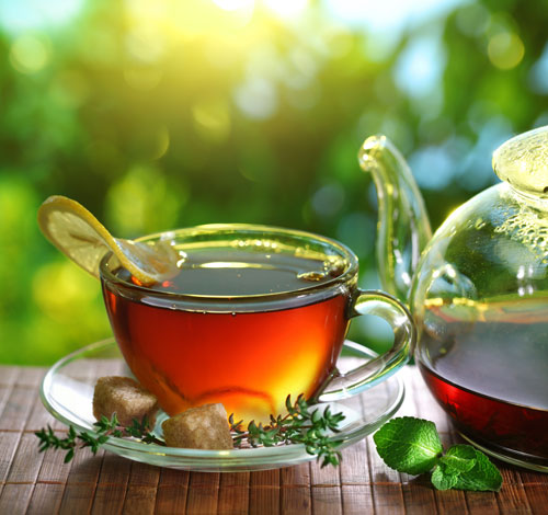 Image result for decaffeinated tea