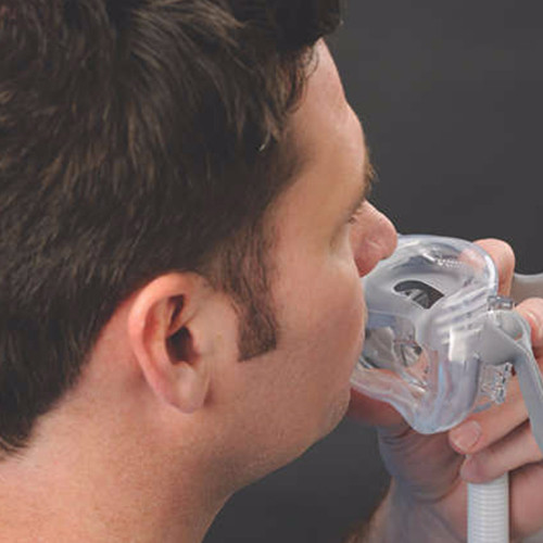 Amara View Full Face CPAP Mask with Headgear 1090624
