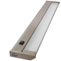 "120V 24"" Dimmable LED Under Cabinet Light Bar - Energy ..."