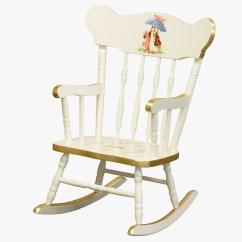 Children Rocking Chairs Desk Chair Modern Child S Afk Furniture