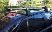 VWVortex.com - FS: OEM MK5 Jetta Roof Rack (Cross Bars)