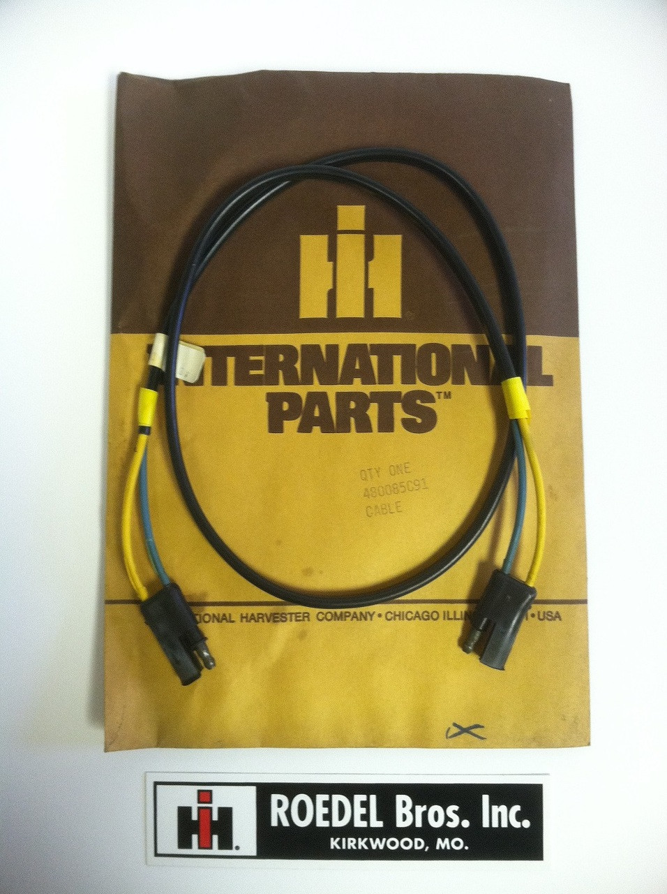 medium resolution of scout ii traveltop wiring harness nos image 1 loading zoom