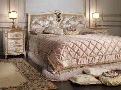 French Bedroom Furniture Louis XVI Bed Designer Bed