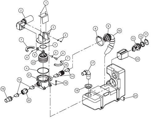 Pedrollo Water Pump Wiring Diagram