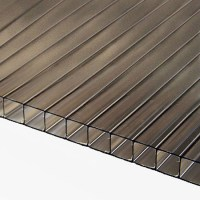 Polycarbonate Sheets | Bronze Polycarbonate Panels | Twin ...