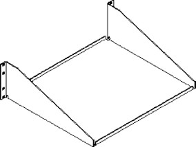 cpi single sided shelf